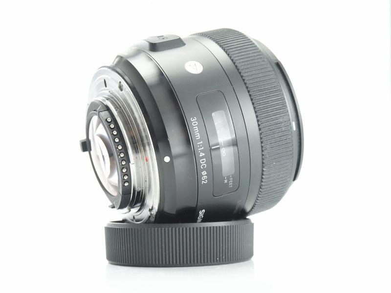 SIGMA 30 mm f/1,4 DC HSM Art pro Nikon