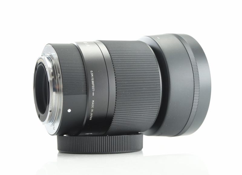 SIGMA 30 mm f/1,4 DC DN Contemporary pro SONY E TOP