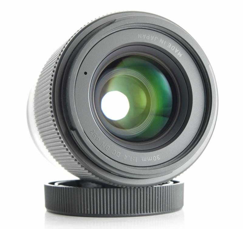 SIGMA 30 mm f/1,4 DC DN Contemporary pro SONY E