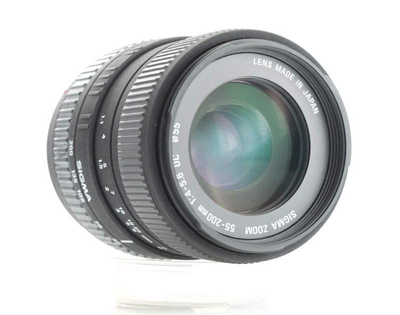 SIGMA 55-200 mm f/4-5.6 DC pro Sony A