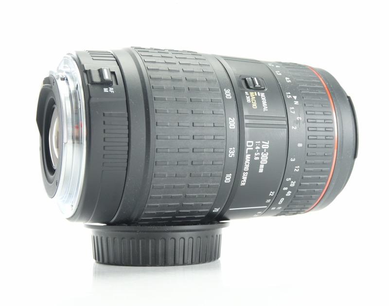 SIGMA 70-300 mm f/4-5,6 DL pro Canon