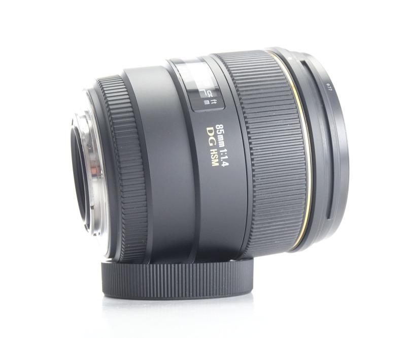 SIGMA 85 mm f/1,4 EX DG HSM pro  Sony