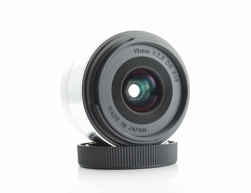 SIGMA 19 mm f/2,8 DN Art pro MFT