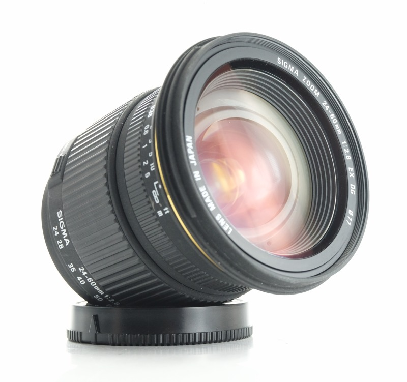 SIGMA 24-60 mm f/2,8 EX DG pro Sony A