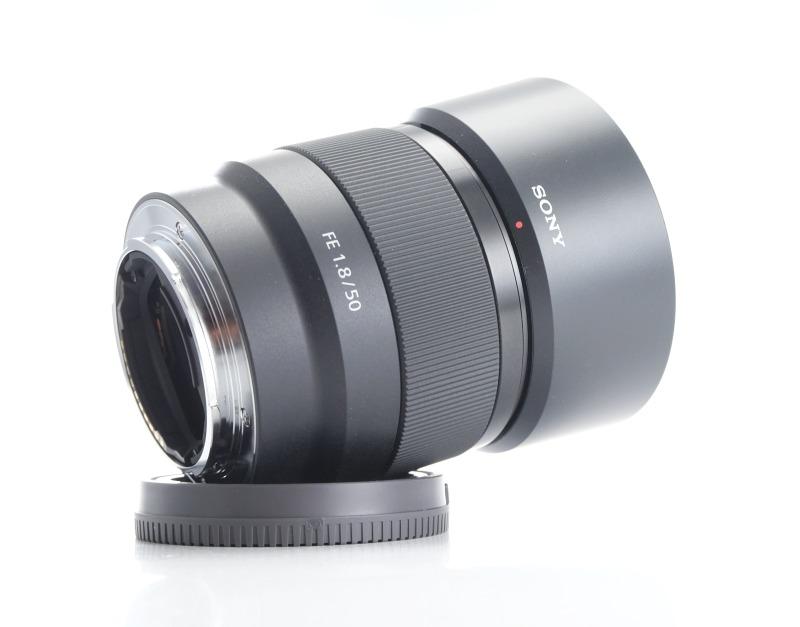 Sony FE 50mm f/1.8 TOP