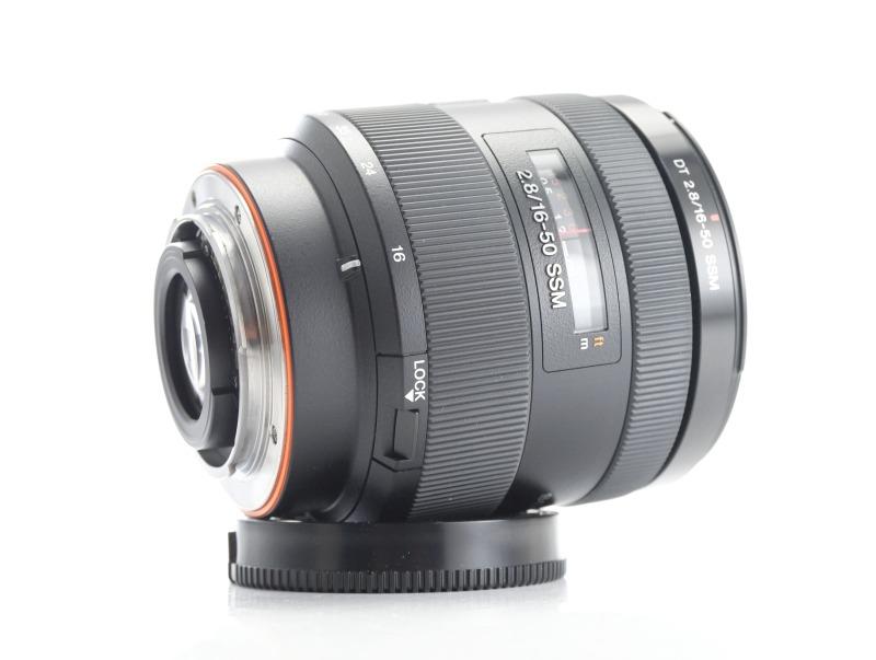 Sony 16-50 mm f/2,8 SSM