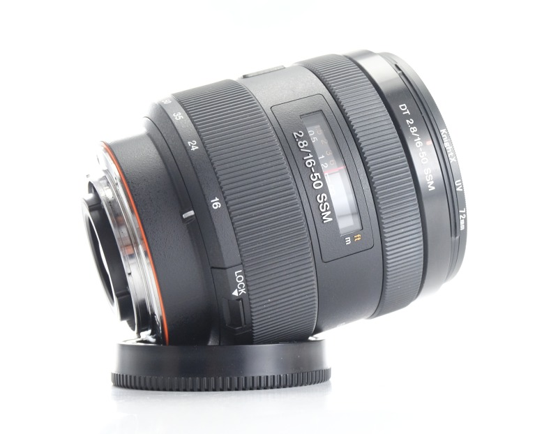 Sony 16-50 mm f/2,8 SSM TOP