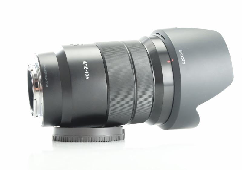 SONY 18-105 mm f/4 pro bajonet E