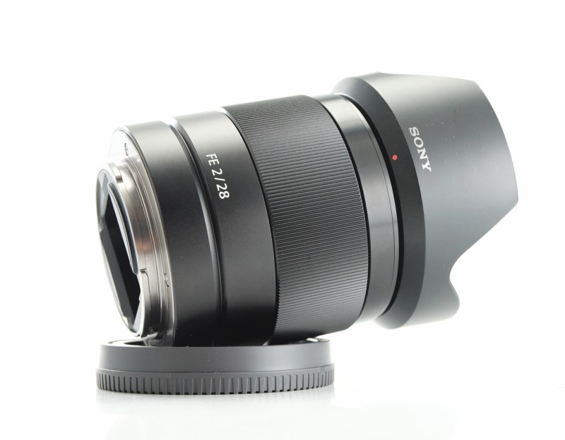 Sony FE 28 mm f/2,0