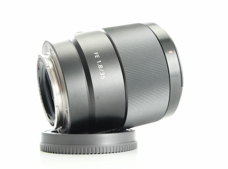 Sony FE 35 mm f/1,8 pro  bajonet E full frame