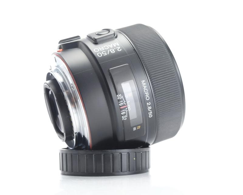 Sony 50 mm f/2,8 Macro bajonet A