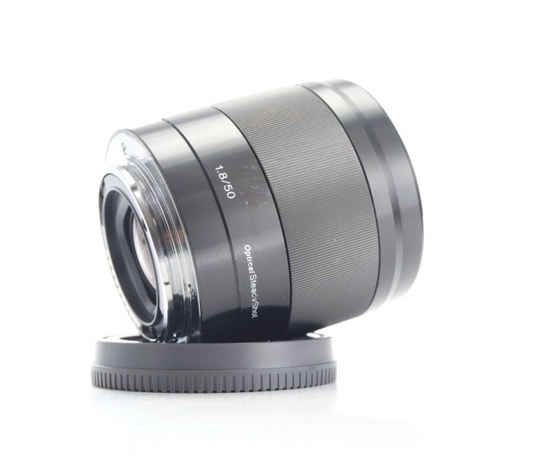 SONY 50 mm f/1,8 SEL černý pro bajonet E