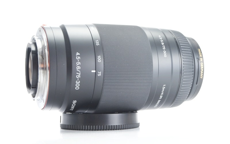 Sony 75-300mm f/4,5-5,6 TOP