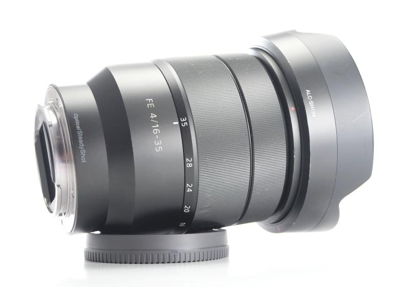 SONY FE 16-35 mm f/4 ZA OSS