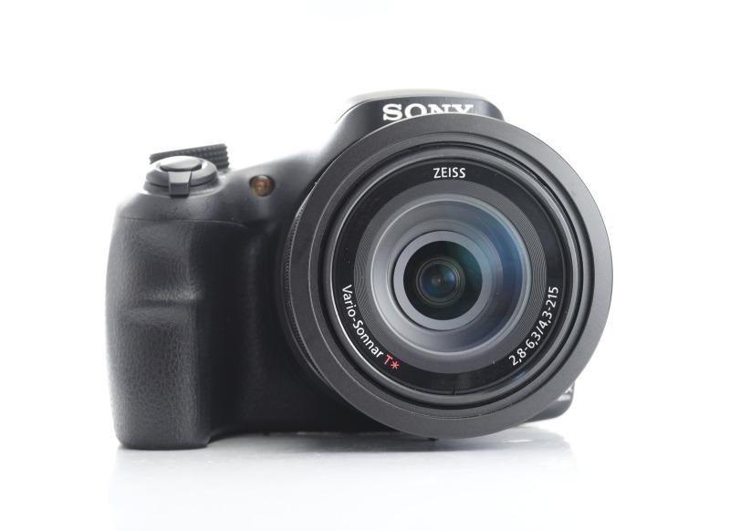 SONY CyberShot DSC-HX350 TOP