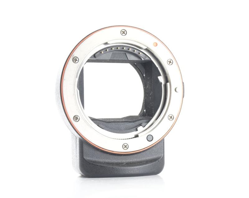 SONY LA-EA3 - adaptér objektivu Sony Alpha na tělo A7