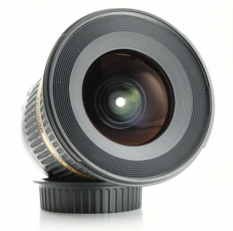 TAMRON 10-24 mm f/3,5-4,5 Di II SP LD Asph. pro Canon