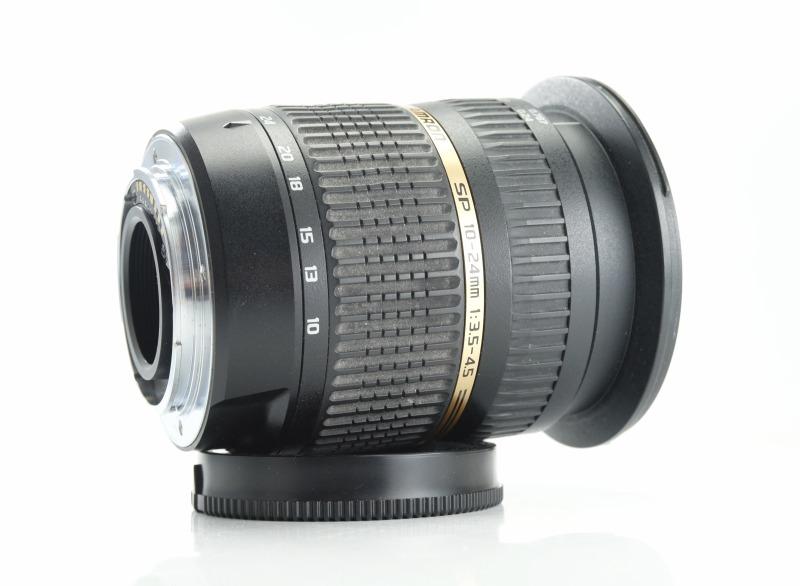 TAMRON 10-24 mm f/3,5-4,5 Di II SP LD Asph. pro Sony