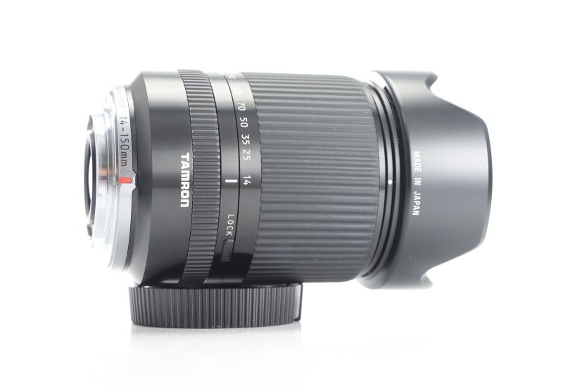 TAMRON 14-150 mm f/3,5-5,8 Di III pro MFT
