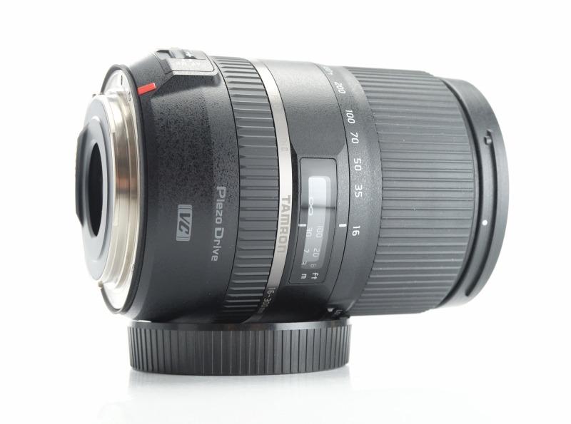 Tamron 16-300 mm f/3,5-6,3 Di II VC PZD Macro pro Canon