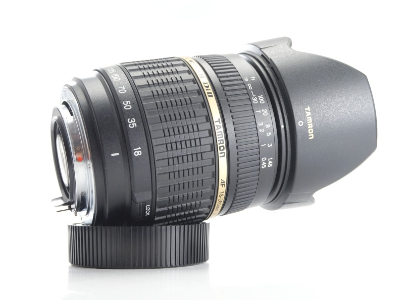 TAMRON 18-200 mm f/3,5-6,3 Di II pro Pentax