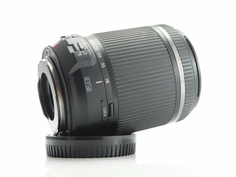 TAMRON 18-200 mm f/3,5-6,3 Di II VC pro Canon