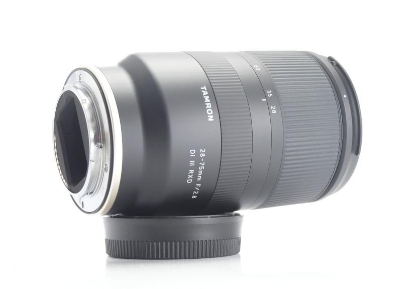 TAMRON 28-75 mm f/2,8 Di III RXD pro Sony E