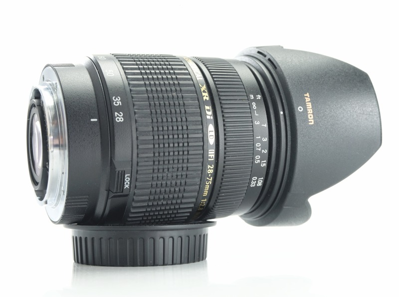 TAMRON 28-75 mm f/2,8 SP XR Di Asph. pro  Sony