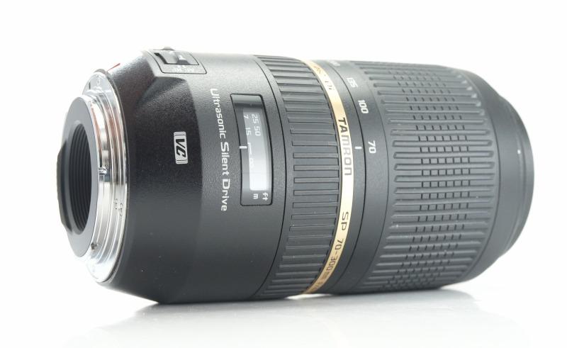 Tamron SP AF 70-300 mm f/4,0-5,6 Di VC USD pro Canon