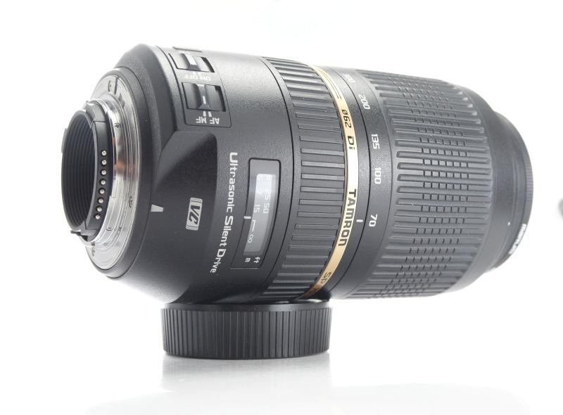 Tamron SP AF 70-300 mm f/4,0-5,6 Di VC USD pro Nikon