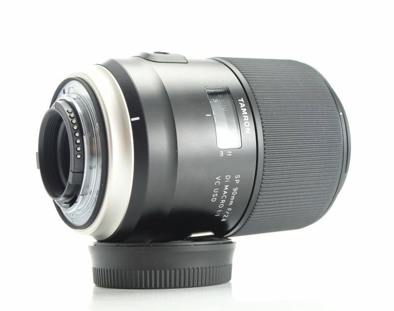Tamron AF SP 90 mm f/2,8 Di Macro VC USD pro Nikon TOP