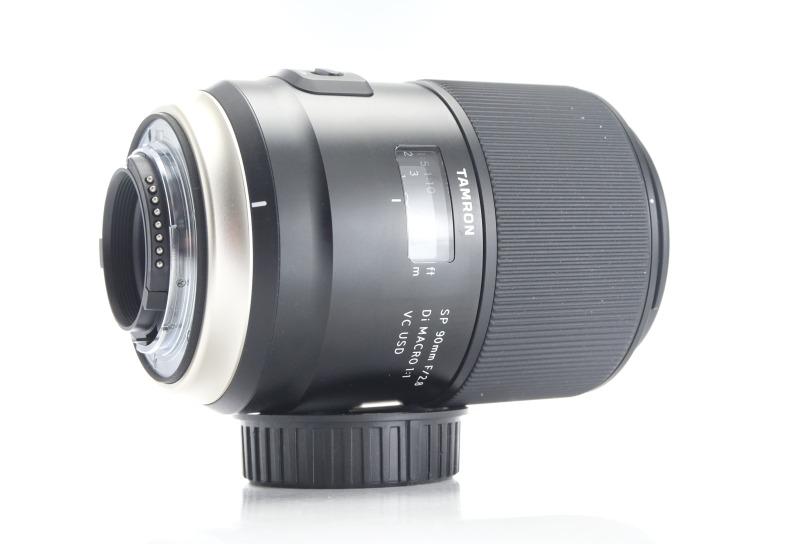 Tamron AF SP 90 mm f/2,8 Di Macro VC USD pro Nikon