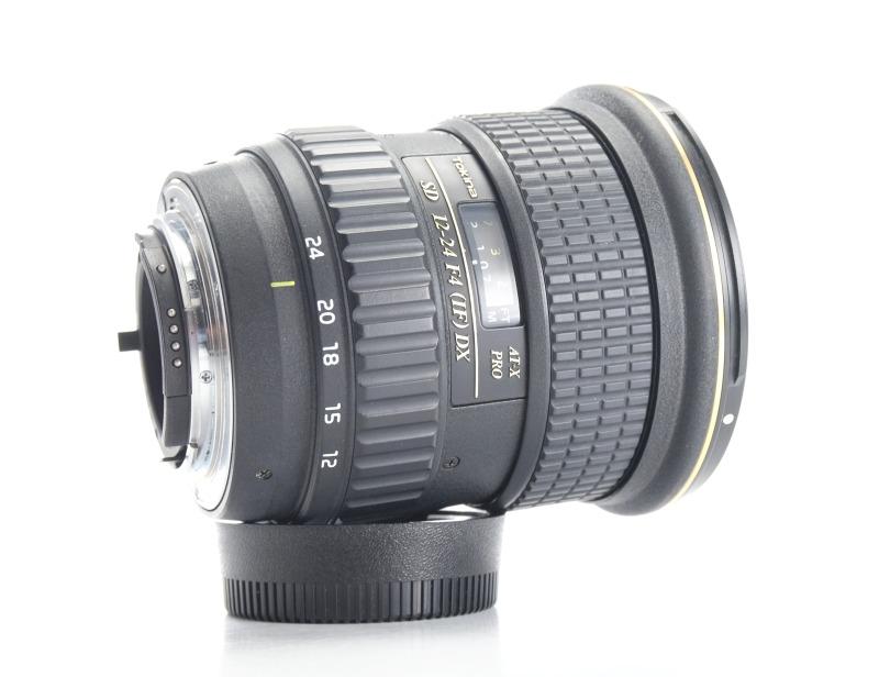 TOKINA 12-24/4 AT-X Pro DX pro Nikon