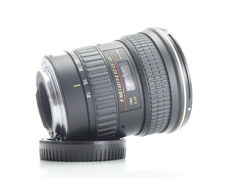 TOKINA 12-24/4 AT-X Pro DX II pro Canon TOP