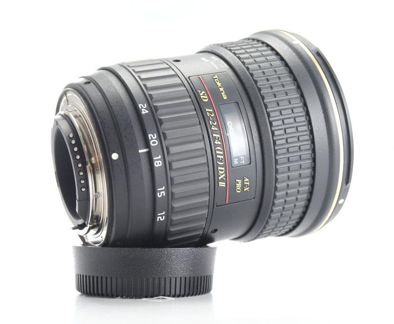 TOKINA 12-24/4 AT-X Pro DX II pro Nikon AF-S