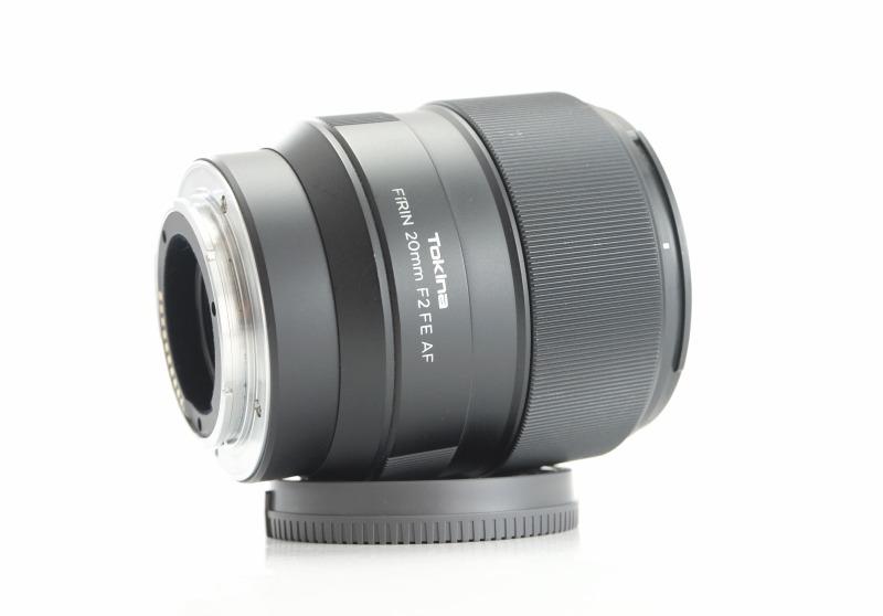 Tokina FiRIN 20mm f/2 AF pro SONY FE