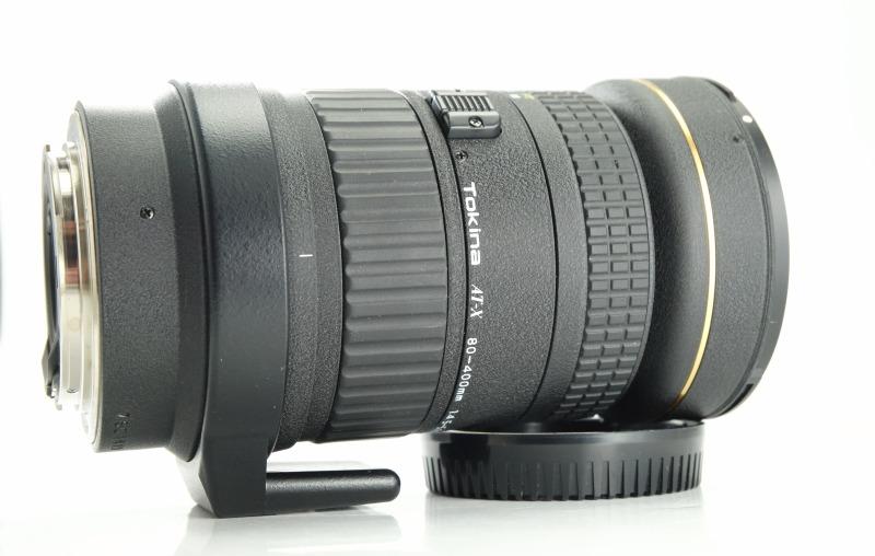 TOKINA 80-400/4.5-5.6 AT-X  pro Canon