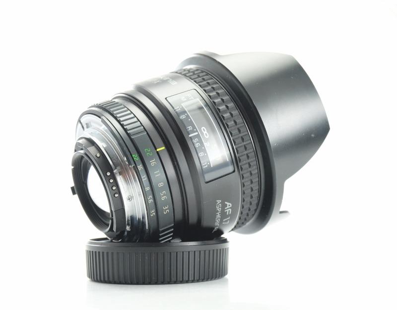 Tokina AT-X  17mm f/3.5 pro Nikon