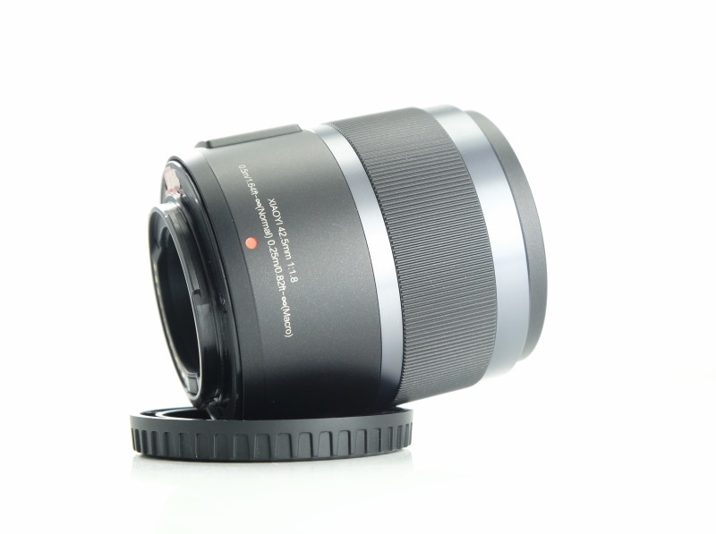 Xiaoyi 42.5mm 1:1.8 pro Olympus M43