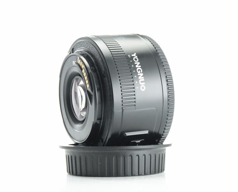 Yongnuo 50mm f/1.8 pro Canon