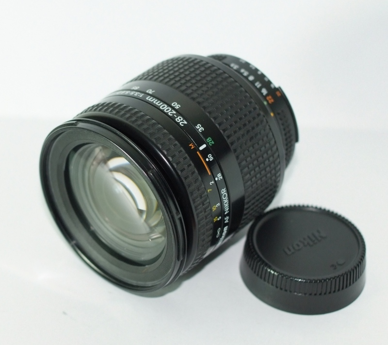 Nikon Nikkor AF 28-200mm D