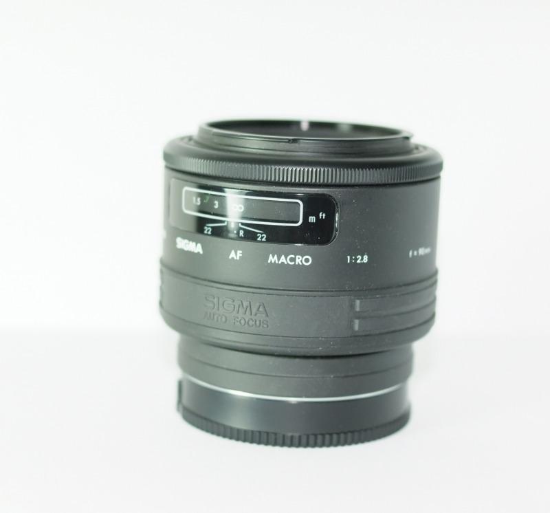 Sigma 90mm f2.8 macro  pro SONY