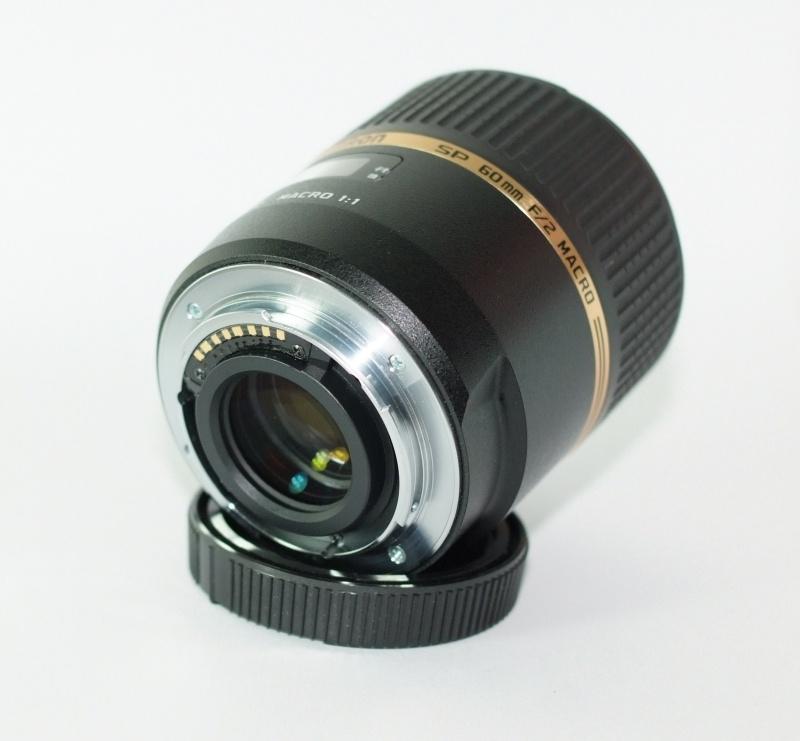 Tamron SP AF 60 mm f/2 Di II Macro 1:1 pro SONY