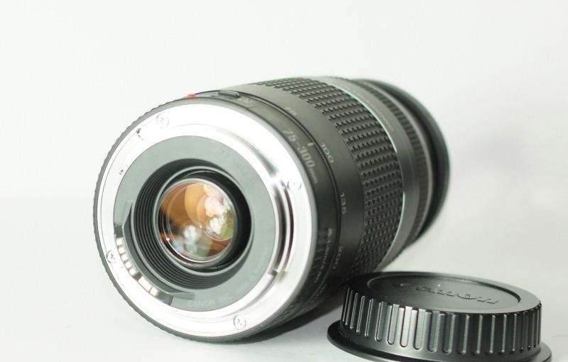 Canon 75-300mm EF f/4-5,6 III USM
