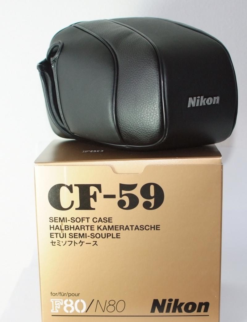 Nikon Cf-59 kožené pouzdro pro F80
