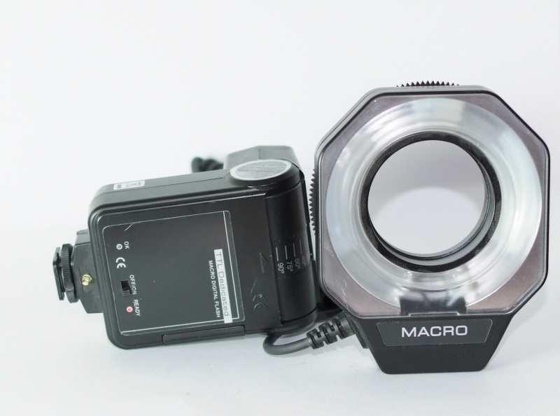 Delta macro blesk DRF-14  pro Nikon