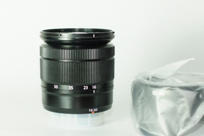 Fujifilm XC 16-50mm f/3,5-5,6  záruka 5/2017