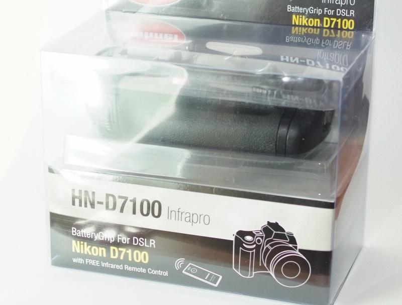 Bateriový grip Hähnel HN-D7100 pro Nikon D7100