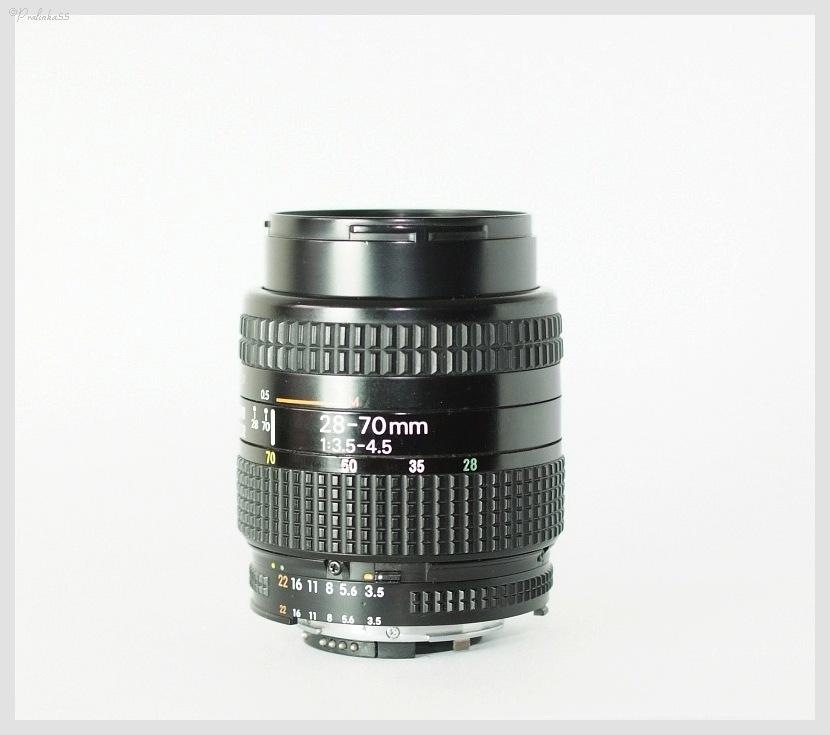 Nikkor AF 28-70mm