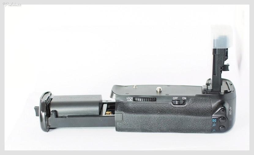 Meike bateriový grip pro Canon 60D